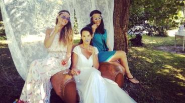cecile wedding